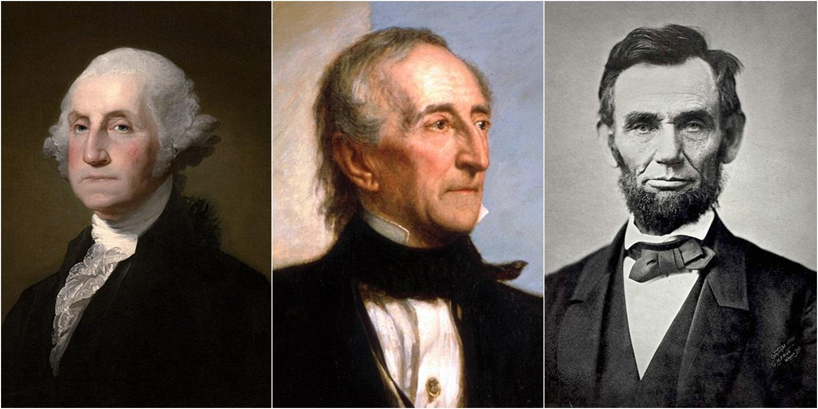 บุคคลประวัติศาสตร์ ประธานาธิบดี ประธานาธิบดีสหรัฐอเมริกา สหรัฐอเมริกา