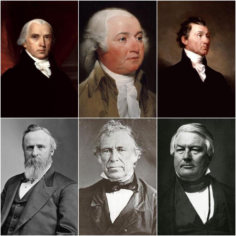 เปิดประวัติศาสตร์ ประธานาธิบดีแห่งสหรัฐอเมริกา (รายชื่อ+ประวัติ+ผลงาน) 1