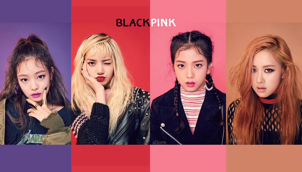 BLACKPINK JENNIE KIM คิมจีซู นักร้องเกาหลี ลลิซ เกาหลี โรเซ่
