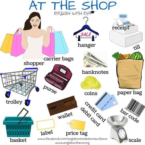 english-shopping
