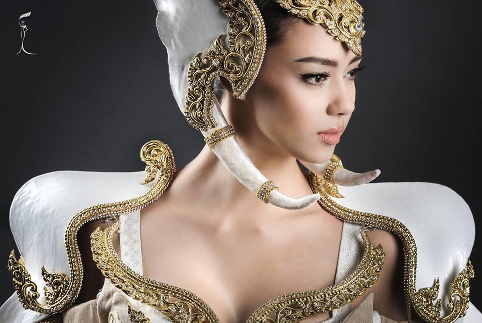 ชุดประจำชาติ Miss Grand Thailand 2016