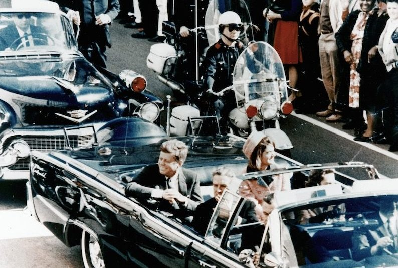 John Fitzgerald Kennedy จอห์น เอฟ เคนเนดี้ ประธานาธิบดี วันนี้ในอดีต สหรัฐอเมริกา