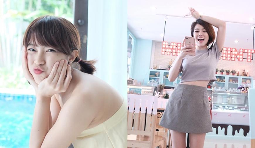 Mono Talent Studio รุจิเรศ บุญผ่องศรี สาวน่ารัก หมูมิ้นท์ เจ้าหญิง (10) ล้านวอน เน็ตไอดอล