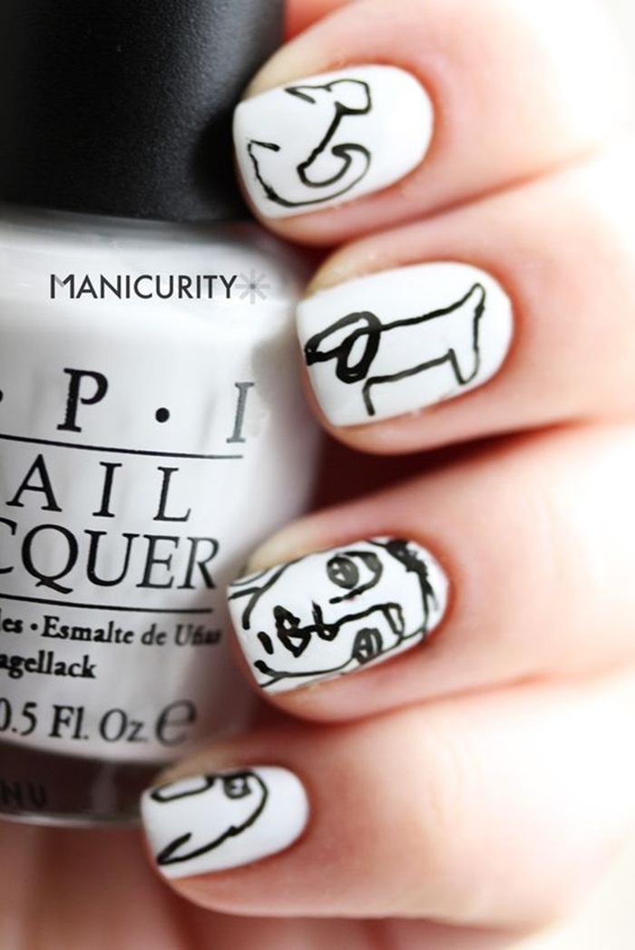 nail cute-minimal (38)