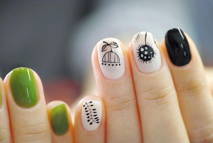 nail cute-minimal (60)