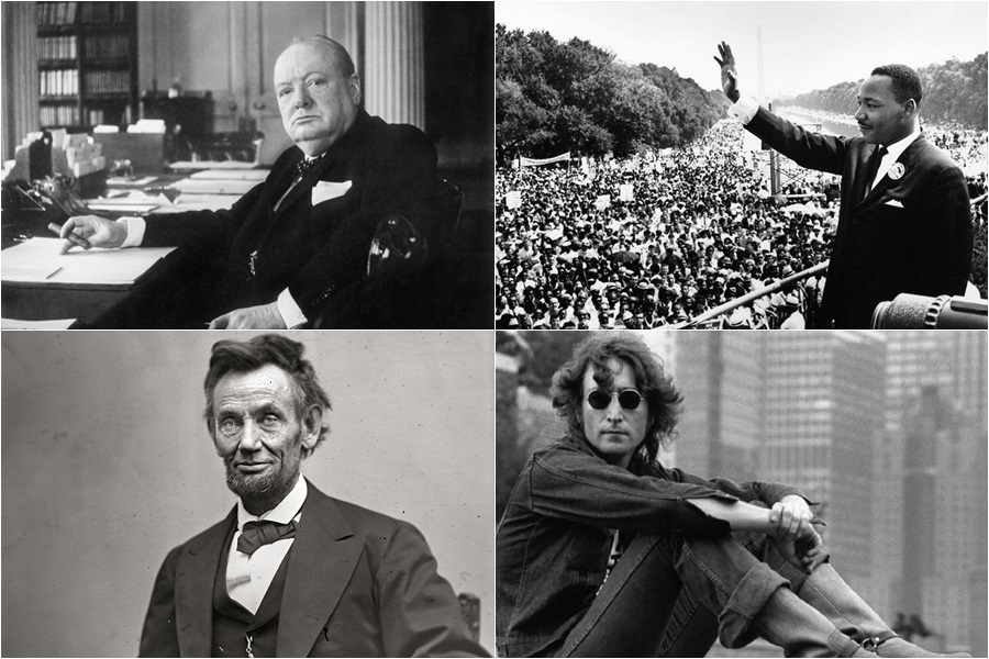 บุคคลสำคัญ บุคคลในประวัติศาสตร์ ประวัติศาสตร์