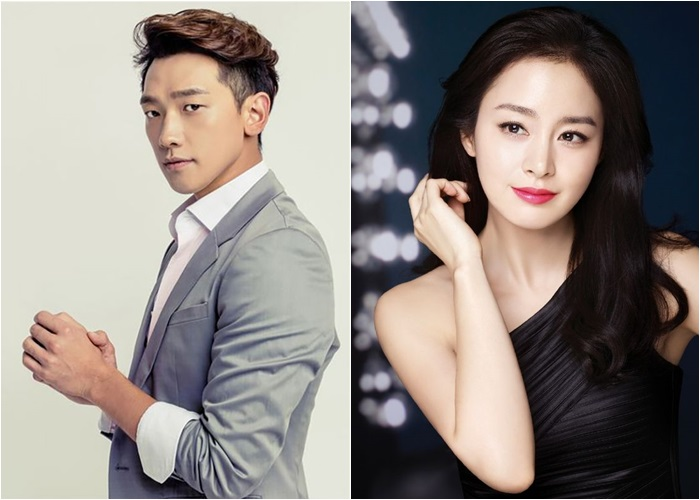 1 Rain and Kim Tae Hee 2