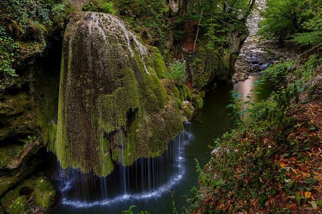 1. น้ำตก Bigar