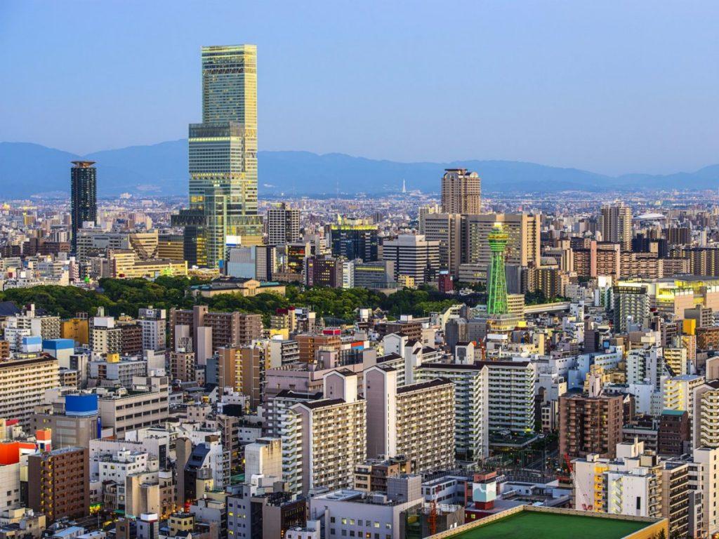 3 Osaka