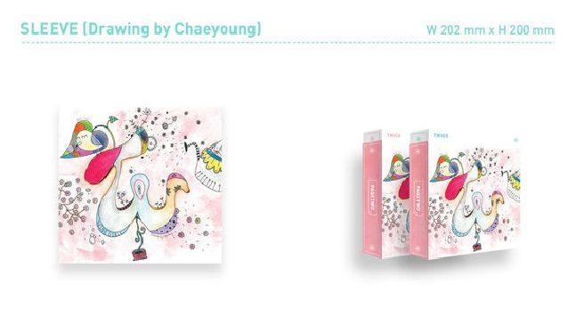 แชยอง (Chaeyoung) วง TWICE