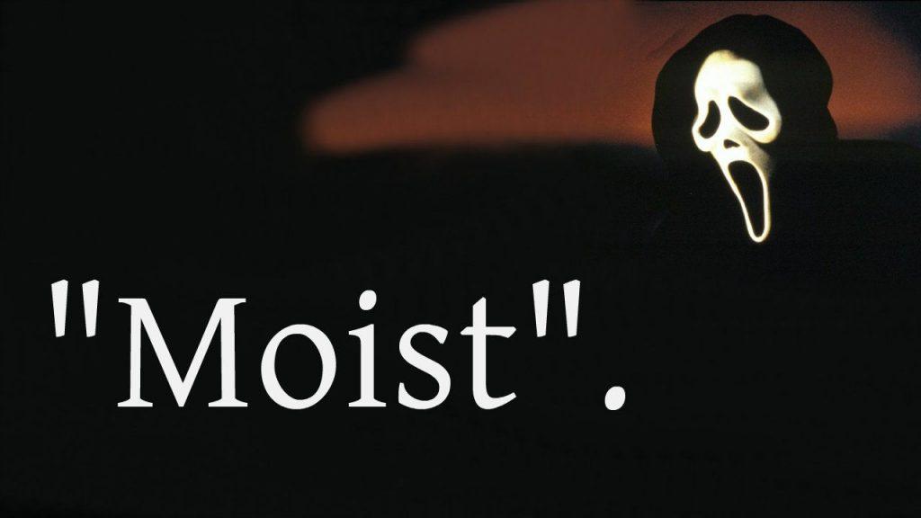 """โรคเกลียดคำว่า """"Moist"""""""