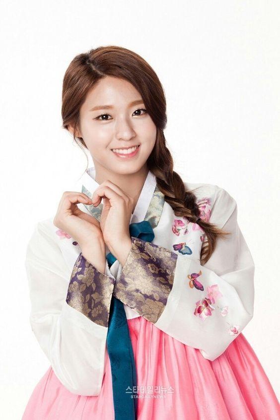 4 Seolhyun of AOA