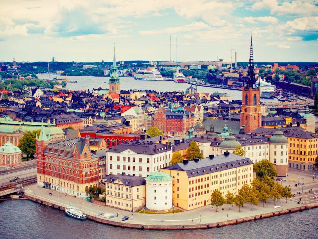 4 Stockholm