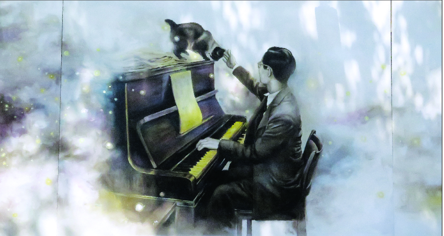 พระอัจฉริยภาพด้านดนตรี