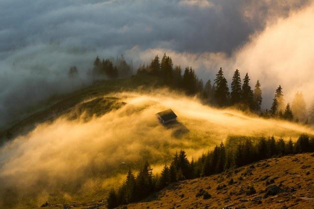 7. ภูเขา Rodnei