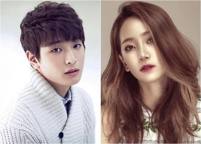 9 2AM's Jin Woon and Wonder Girls' Ye Eun