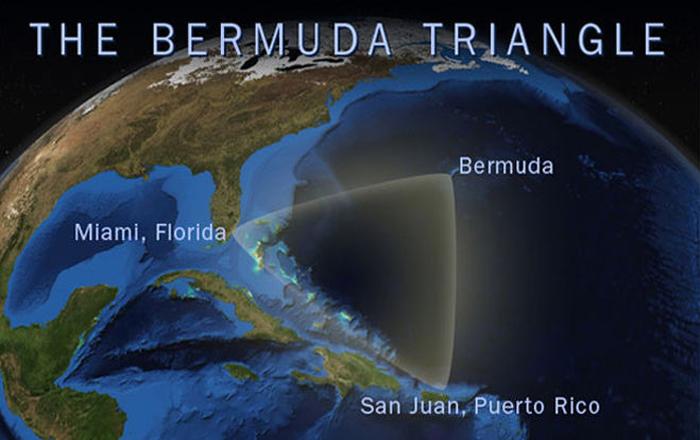 มหาสมุทรแอตแลนติก สถานที่ลึกลับ สามเหลี่ยมเบอร์มิวด้า ไขปริศนา