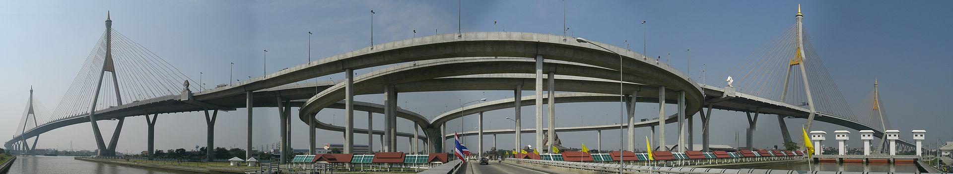 Bhumibol_Bridge_1+2panorama