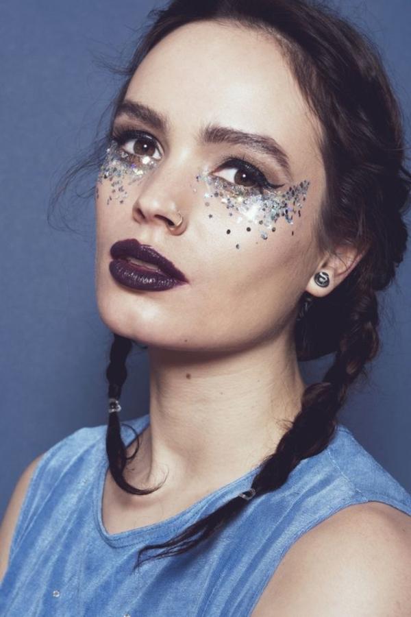 Glitter Makeup (18)