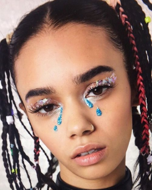 Glitter Makeup (20)