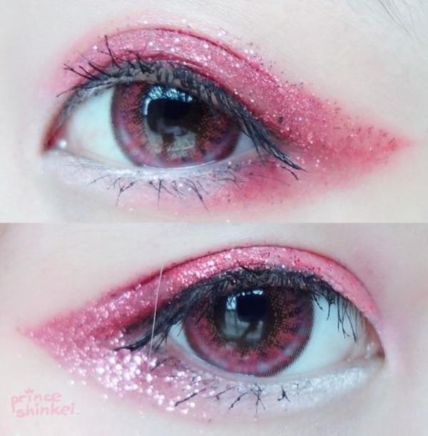 Glitter Makeup (22)