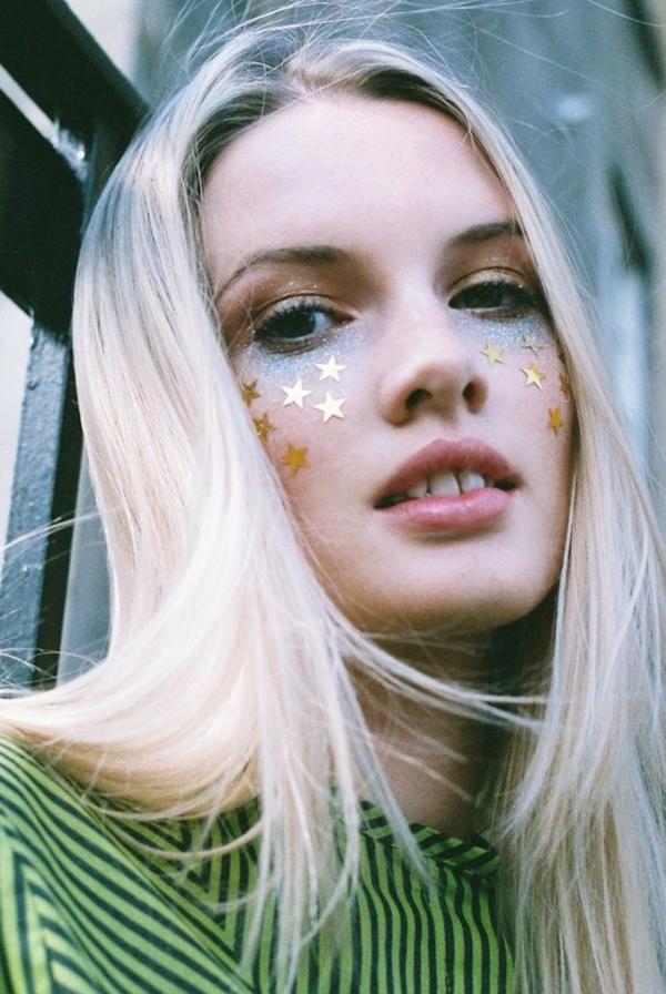 Glitter Makeup (5)