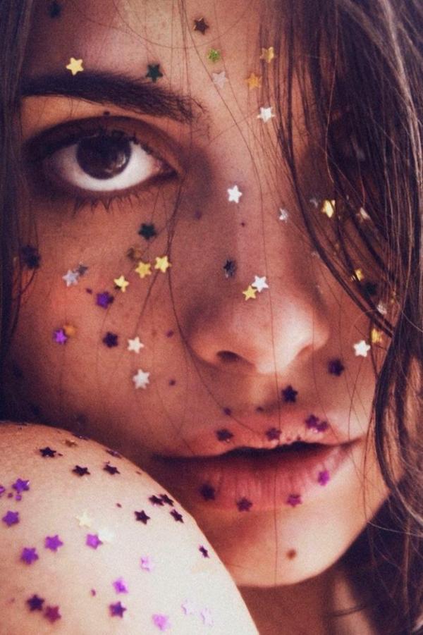 Glitter Makeup (7)