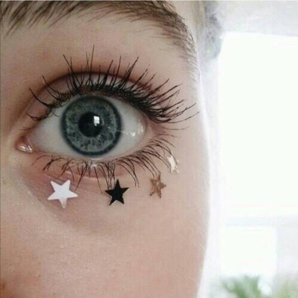 Glitter Makeup (9)