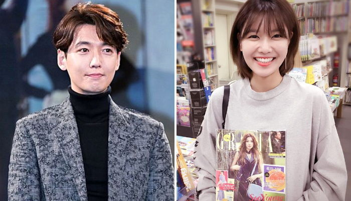 2 SNSD's Sooyoung and Jung Kyung Ho