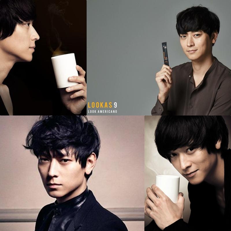 Kang Dong Won LOOKAS9