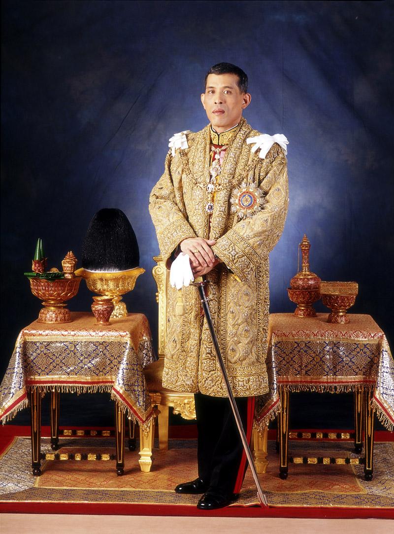 King-Maha-Vajiralongkorn พระบรมฉายาลักษณ์ ในหลวง ร.10