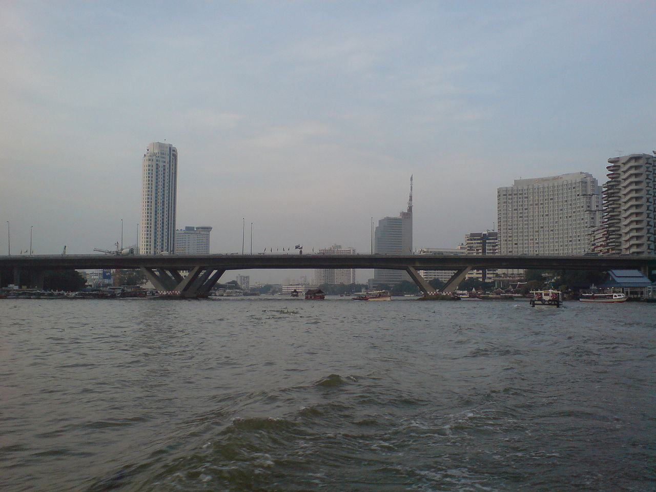 King Taksin Bridge