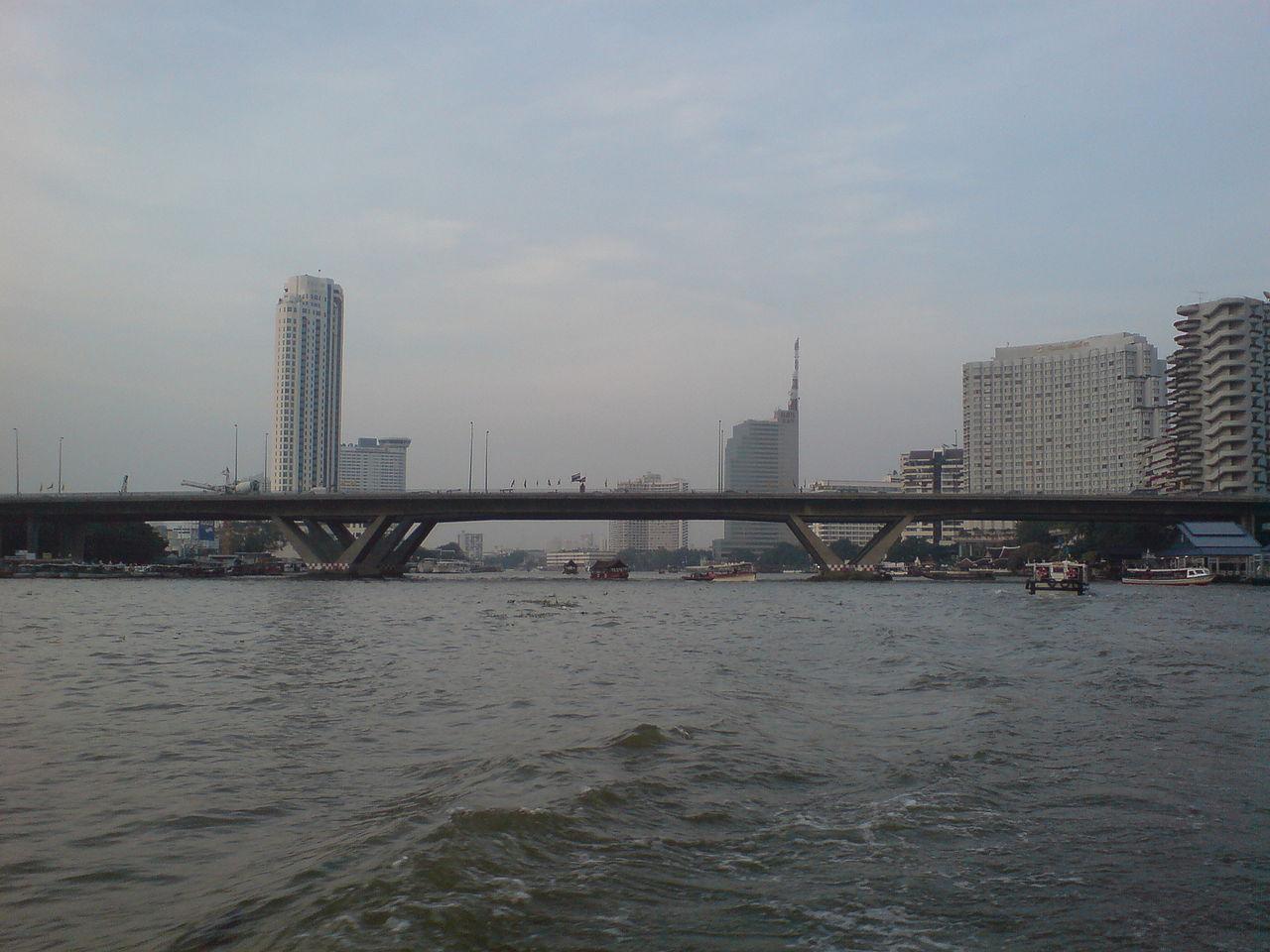 King Taksin Bridge