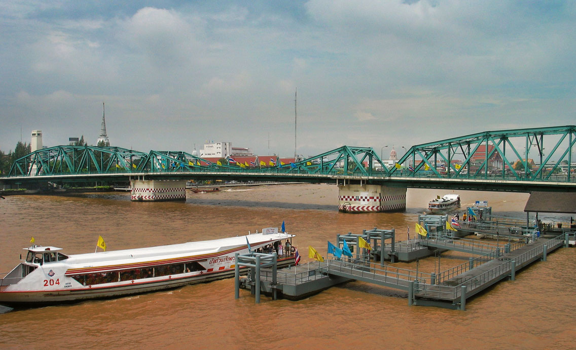 Phra Phuttha Yodfa Bridge, Memorial Bridge