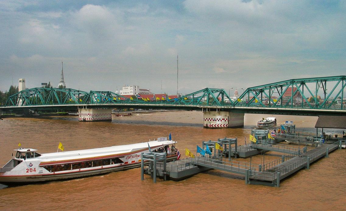Phra Phuttha Yodfa Bridge, Memorial Bridge