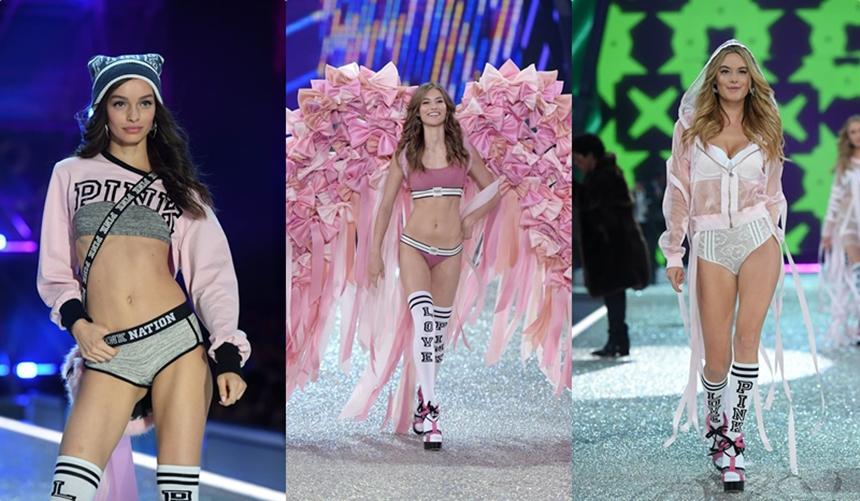 Victoria's Secret นางแบบ วิคตอเรีย ซีเคร็ท 2016 แฟชั่นโชว์