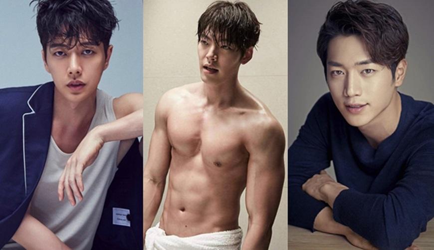 ซีรีส์เกาหลี นักแสดงเกาหลี โอปป้าหล่อมาก
