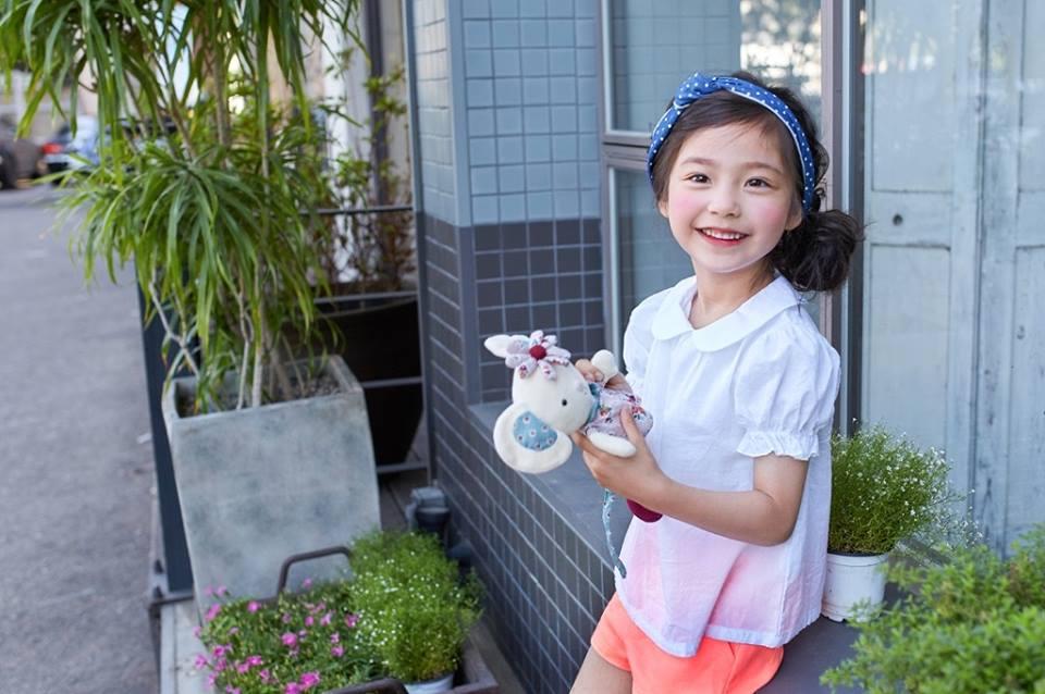 ดาราเด็กเกาหลี นางแบบ นางแบบเด็กเกาหลี อีนัมคยอง เด็กน่ารัก เน็ตไอดอล