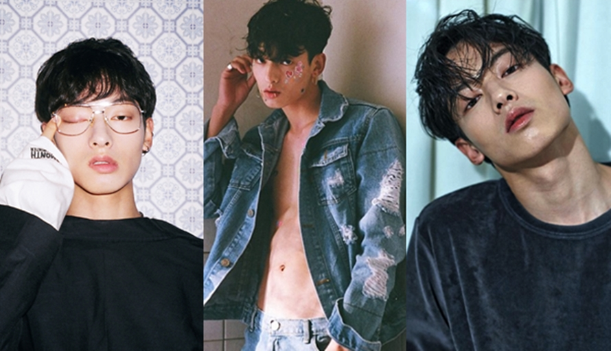 Ma Boy Friends นายแบบเกาหลี หนุ่มหน้าใส หนุ่มหล่อ หนุ่มเกาหลี