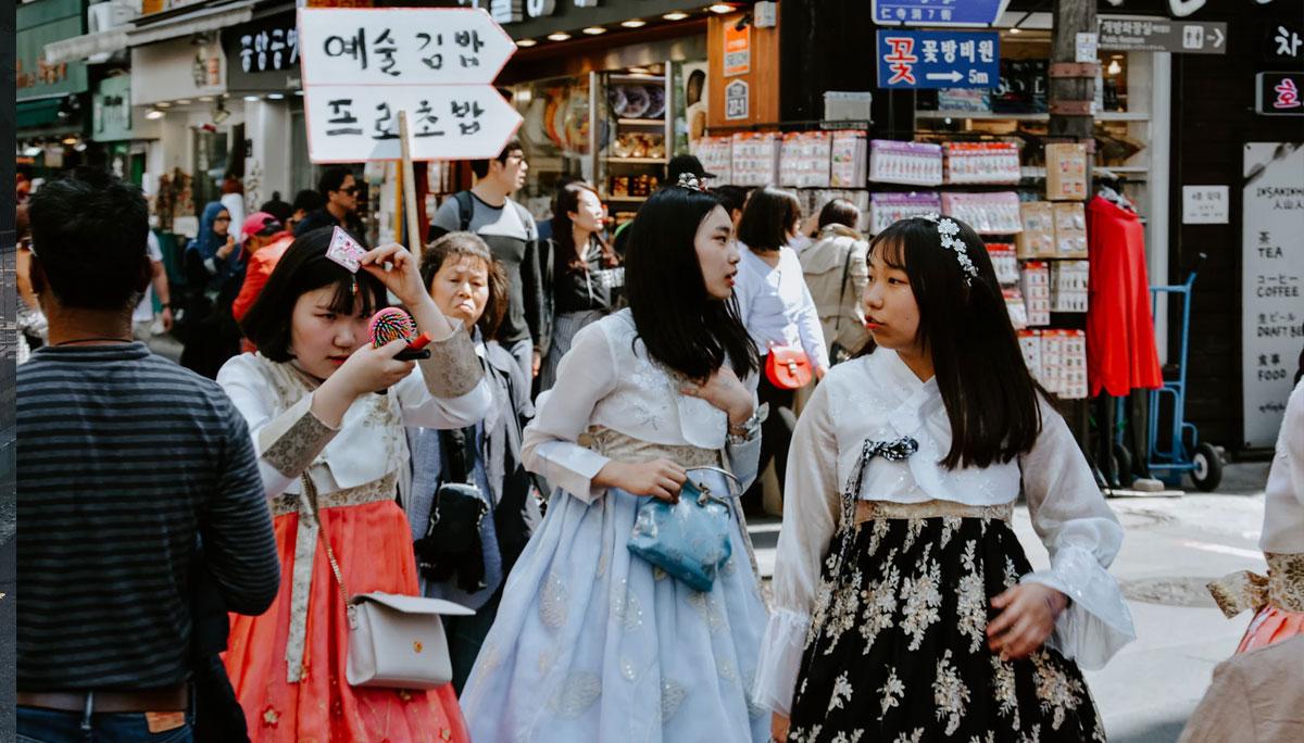 คำศัพท์ภาษาเกาหลี ที่ใช้เรียกพ่อแม่ญาติพี่น้อง