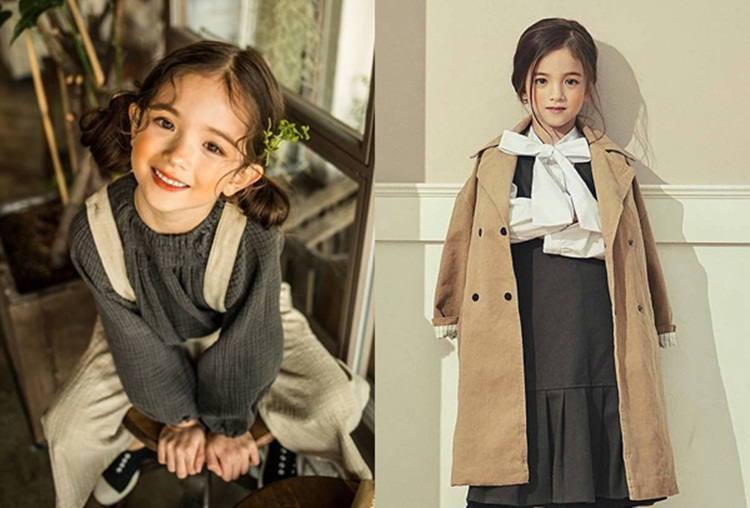 Louie นางแบบเด็ก เกาหลี เด็กน่ารัก