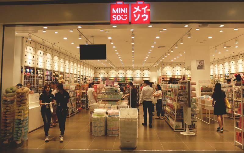 Miniso ญี่ปุ่น ถูกและดี สินค้าน่ารัก แหล่งช้อป