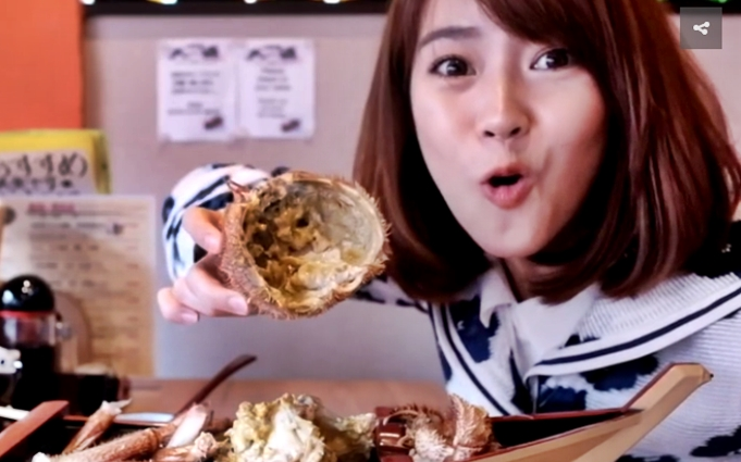 Mono Talent Studio videomthai มิ้นท์ รุจิเรศ หมูมิ้นท์ ฮอกไกโด เที่ยวญี่ปุ่น