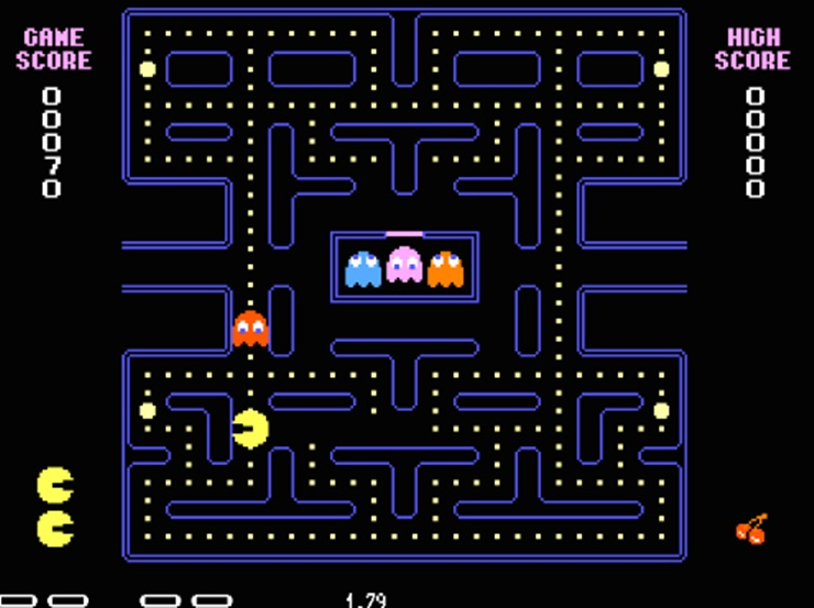 game เกมยุค 90