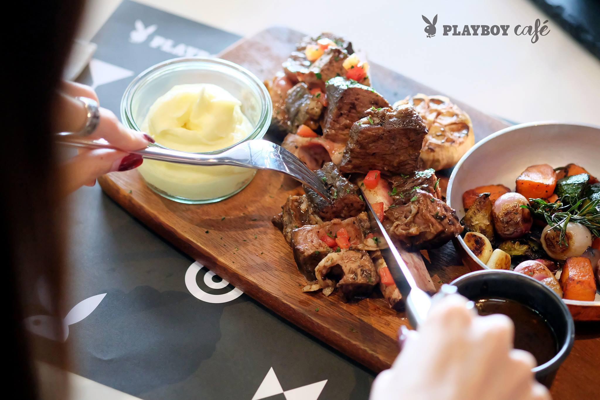 Cafe Playboy Playboy Cafe PLBYcafe