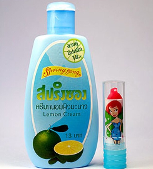 spring song lotion