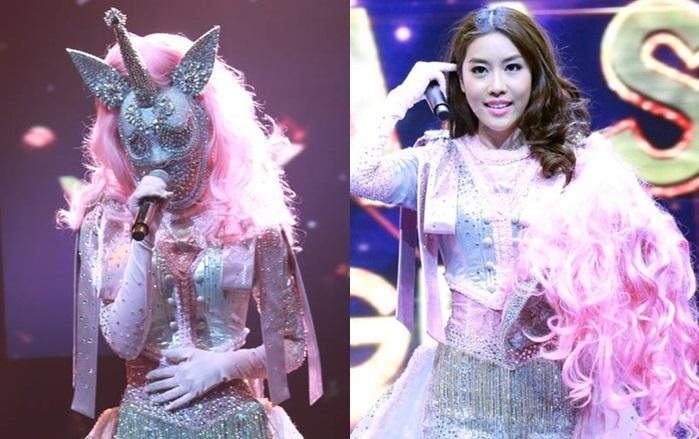 The Mask Singer นักร้อง แปม ศิรภัสรา แปม ไกอา ไกอา