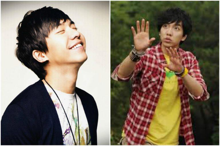 9. อีซึงกิ (Lee Seung Gi)