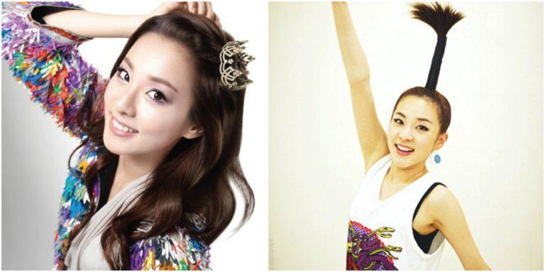 4. ดารา (Dara) วง 2NE1
