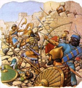 4 Assyrians